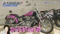 スピードワゴンの井戸田さんの乗るバイクはオシャレですか?