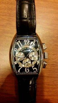 フランクミュラーのコンキスタドールの腕時計なんですが、この品番が分からず誰か教えて頂けないでしょうか??