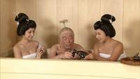 志村けんのバカ殿様だと思いますが この女優は誰ですか?