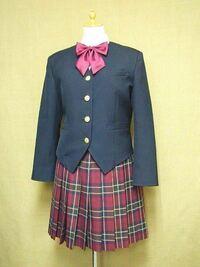 この制服は大阪府豊島高校のなんですけど、大阪でセーラー服以外でこれよりかわいい制服ありますか?公立のみでお願いします!