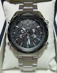 カシオのエディフィスは時計としてはイマイチですか? コスパ的にはいい時計だと自分は思っているのですが
