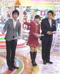 ロングブーツを履く女子アナウンサーが多いテレビ局はどこだと思いますか?