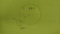 負荷の慣性モーメントをモータ軸換算したいのですが、負荷の慣性モーメント導出がどのような計算をしたらよいのかわかりません… 詳しい方、是非ともご教授してください!  添付写真の①は被回転体です。 ②はスプロケで、①を駆動しています。(ピンギヤ駆動) モータは減速比iで、②のスプロケを直接駆動しています。  何卒、ご回答のほど宜しくお願い致します!