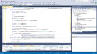 visual studioでエラーコードCS0120が出ます。『静的でないフィールド、メソッド、またはプロパティ TextBlock.Textで、オブジェクト参照が必要です』とメッセージが出てきます。 プログラムは画像で表示していま...