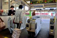 JR西日本米子支社管内に自動改札機が導入された(ICOCAエリア拡大)米子・松江・出雲市の三駅ですが、「鳥取駅に導入しないのは不公平やないんか!?」と思う鳥取県民もいらっしゃるのでは?