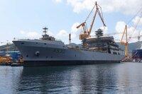 ノルウェー海軍は韓国に補給艦を発注したことを後悔している? 2013年に大宇造船海洋に補給艦KNM Maud(2万2千トン)を発注したノルウェー国防省。 --------------- 大宇造船海洋、ノルウェー海軍の史上最大規模の軍艦受注 대우조선해양, 노르웨이 해군 역사상 최대 규모 군함 수주 (Newsis 2013-06-30)  大宇造船海洋は、先月28日、ノルウェ...