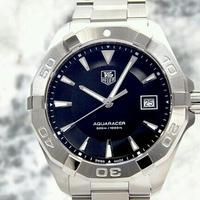 タグホイヤーのこの時計に一目惚れしました。買うか悩んでいます。ロレックスのエクスプローラーに近い感じの物が欲しいと思いまして
