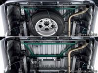 ハイエースのトヨタ純正リアブレースについての質問です ボディ剛性を高め操縦安定性の向上が云々とカタログに記載されていますが 実際のところ体感できるほどの効果があるのでしょうか? 装着されている方の感想をお願いします