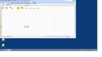 A列は予定日  B列は数量  C1から横は日にち   指定日に数量を入れたい  エクセル2003で作りたい