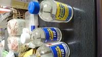 レジンキャストやプラモデルで普段から溶剤等に詳しい方、教えてください。  やらかしてしまいました。 ミスターカラーシンナー110と言う薄め液を、ミスターカラーレベリングシンナーエアー ブラシ用と言う液...
