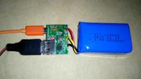 このリチウムイオンバッテリーの赤、黄、黒の導線の意味を教えて下さい。