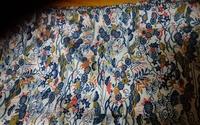 着物初心者です。 古く未使用の着物をいただきました。 単衣です。この着物には赤い名古屋帯は合わせても大丈夫ですか?
