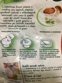 イタリア語の翻訳をお願いします。 お土産でもらったリゾットの作り方がわかりません。 よろしくお願いします。
