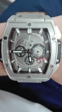 HUBLOTの時計なんですけど  これなんのモデルですか?? 知ってる人いたら教えて下さい!!