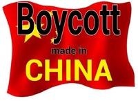 皆さんはなぜ反日国の中国製・MADE in CHINA.を使い続け愛用するのでしょうか?