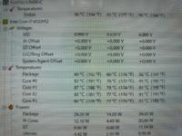 最近ゲームをすると、cpuの温度が90度近くになります。これはあまり良くないと思うのですが、対処法はありますか? 今は、ノートパソコン用のパソコンクーラーを下に引いていますが、90度近くになります。。
