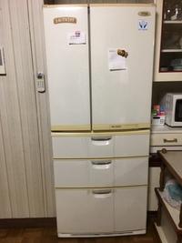 この冷蔵庫だいたい何年前のがわかる方または品番わかる方いれば教えてください!  宜しくお願いします。