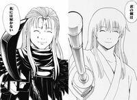 銀魂の松陽先生と虚は同一人物ですか? とても似ていますよね?