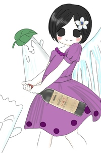 設定年齢小5(10歳)の女の子のキャラ描きました。 埼玉県の山奥にすむ女の子です 直した方がいいところ教えて下さい