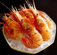 日本産のボタン海老は美味しいですよね。
