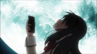 このアニメキャラが持ってるスマートフォンの機種はなんですか?