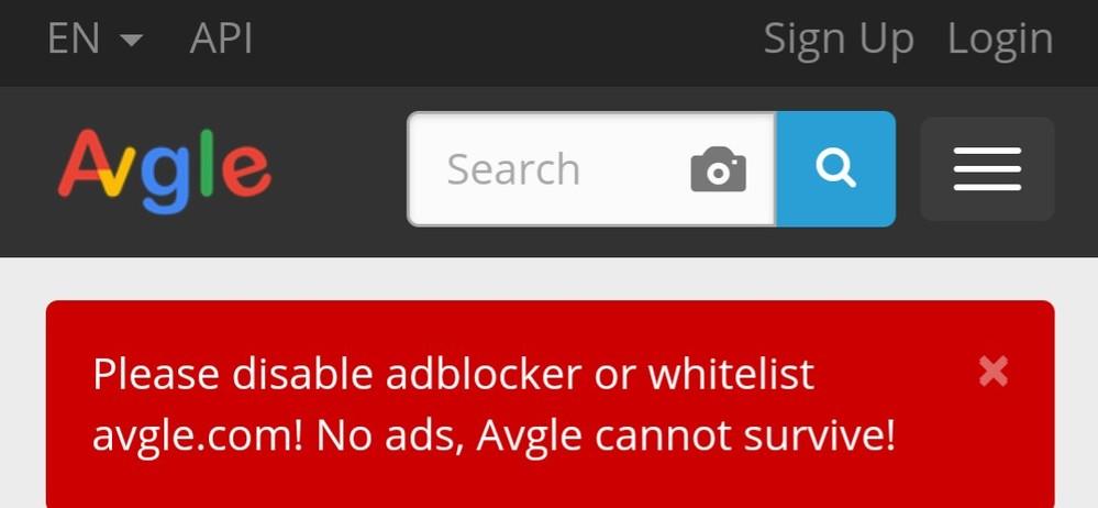 avgleサイトをアンドロイドで視聴すると、ブロックアプリやブロックブラウザなどで見ると視聴出来