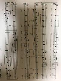 音楽科の生徒です。 和声分析の課題が出されたんですけど、これで合ってるのか不安です。 間違っているところなどがあれば指摘をお願いします。