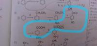 高校化学です。水色で囲った部分について質問です。〈a〉の操作は、ニッケルを触媒に用いて水素を反応させる。 なのですが、すなわち還元ってことですよね?なんでニトロ基のみが還元されて、カルボキシ基は還元...