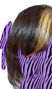 私は今、この髪色です。 近々髪全体にラベンダーアッシュを入れたいと思ってこの前薬局でビューティーンのラベンダーアッシュを買いました。 私のこの髪色だとどんな感じになりますか? また、紫シャンで洗ってれ...