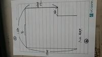 ウォークインクローゼットの配置について   使いやすい配置をと頭を悩ませています。  手持ちのタンス 横105 高さ110 奥行59を収納する予定です。 工務店の標準仕様はパイプ棚 又は可動棚 とちらかになります。 全てパイプでも構いません。北側にも棚又はパイプを付ける事ができます。 ただ、可動棚は標準一段で後は有料になります。 両側にパイプを設置してもらうと、通路がかなり狭くなると思います...