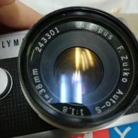 フィルムカメラのOLYMPUS PEN FTに付いていたレンズをミラーレスのOLYMPUS PEN E-PL7につけたいです。 どんなものを購入したらOLYMPUS PEN E-PL7につけることができますか?