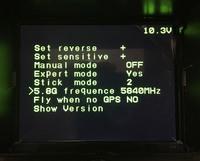 ドローン ハブサンH501SのFPVオフ方法  ハブサンH501SアドバンスバージョンのプロポH906AのFPVオフの方法が 知りたいです。 アマチュア無線4級取得予定ですが、まだなのでオフにする方法を知りたいです。 添...