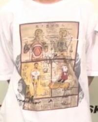 このTシャツがどのブランドものか、どこで売っているかなど知ってる方いますか?
