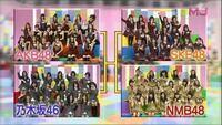AKB48 SKE48 NNB48 HKT48 NGT48 STU48 乃木坂46 欅坂46  「メンバーの中で」一番可愛い思うメンバーとブサイクと思うメンバー計2人教えて下さい。