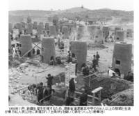 モンゴルの草原、かつては森林があったのでしょうか? 紀元前2世紀前後のモンゴル高原、 遊牧騎馬民族匈奴の製鉄遺跡があります。 木炭を使った低温還元のの製鉄法です。 ならば森林があったはずです。 どのように想像しますか?  製鉄先進国の中国がクギさえも輸入した時期があり、 毛沢東の号令で国を挙げて鉄鋼生産取り組んだそうです。 学校を休校にし、 農作業を放棄させて鉄鋼を生産した...