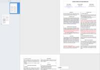 Pagesがこのようにずれてしまっています。直し方わかる方いませんか??