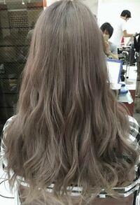 この髪色はブリーチと外国人風カラーでできますでしょうか?