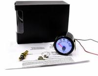 汎用 アナログ水温計を購入しました メーター側にはプラスとマイナス配線2本出ているのですが  温度センサー側の配線は1本ナットで配線を取り付ける様にしか出ていないのですが、、   これって。。  どの様に配線...