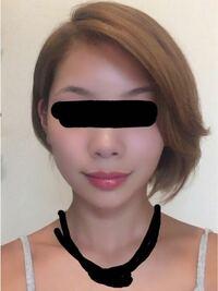 マイナンバーカードの顔写真を撮り、申請したのですがこのような感じで大丈夫でしょうか??髪の毛が一番心配です(u_u)