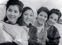 左から吉永小百合さん、和泉雅子さん、十朱幸代さんですが、一番右の女性は誰でしょうか?