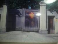 小金井公園  先日友人が、小金井公園へ行ったそうで、 写真を見せてくれたのですが、 この門が、どこの門かがわかりません。 家紋(武田菱)があるように見えるのですが。 分かる方がいらっしゃいましたら、教...