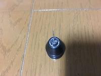 プロクソンリューターMM100使ってますが、細いドリルを装着して外そうをとした所、チャックが開閉できなくなり取れなくなってしまいました。 どなたか外し方わかる方いらっしゃいますでしょうか? 何か方法がありましたらお教えください。