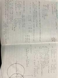 zを複素数とする。複素数平面上の3点A(1),B(z),C(z²) が鋭角三角形をなすようなzの範囲を求め図示して下さい。(下の写真が私の解答です)(すごく見えにくいです) 私は初めにzを極形式で表し、余弦定理を用いてそれ...