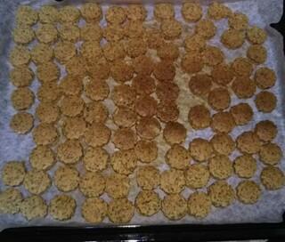 オーブン クッキー