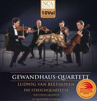 ゲヴァントハウス弦楽四重奏団のベートーヴェン弦楽四重奏曲全集を現在聴いています。  ベートーヴェンの弦楽四重奏曲全集をコレクションしてみようと思います。 聴いてみたらよいと思うCDを教えてください。  よろしくお願いいたします。