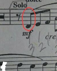 吹奏楽の「たなばた」という酒井格さんの曲について質問です。 ユーフォニアムのソロなのですが、ソロの最初の音の指番号は何番ですか? ト音記号で楽譜がかかれており、恥ずかしながらト音記 号は苦手なのでト...