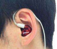 遮音性の高く、高音質なイヤモニを教えてください。 下の写真のように耳の裏から通すタイプをお願いします!