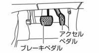 アクセルとブレーキを踏み間違える事故が多発してる件について質問です。 運転席に座って足を投げ出した所にアクセルペダルがあるから間違ってベタ踏みするのではないでしょうか?  だったら、着座して足を伸ばし...