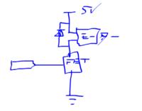 モーターの逆起電圧について全くわかりません助けてください。 ・この回路図で、逆起電圧はどの方向に働きますか? ・ダイオードはどのような役割をしますか? これが、質問です。