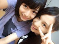 乃木坂46の北野日奈子さんと 元乃木坂46の相楽伊織さん、  どっちの方が可愛いですか?  写真はすっぴんだそうです。